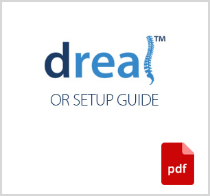 dreal OR setup guide